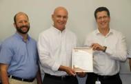 יחידת אבטחת המידע הגלובלית של טבע הוסמכה לתקן ISO27001