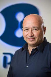 קובי פז מנהל חטיבה עסקית בבזק צילום גלעד קוולרציק