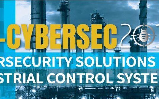 """ICS CYBERSEC 2018 הכנס השנתי להגנת הסייבר בתעשייה יתקיים ב- 11/10 באולמי LAGO ראשל""""צ"""