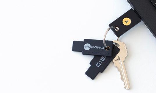 Multipoint החלה במכירה מקוונת של מפתח ההגנה הפיסי Yubikey