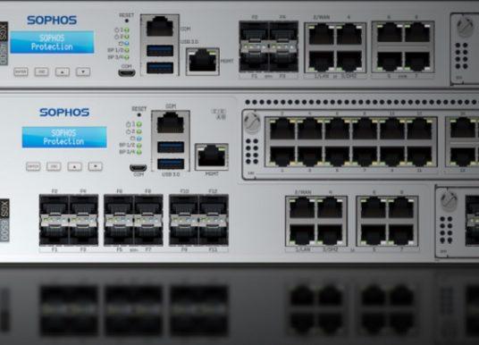 סופוס חושפת התקני פיירוול חדשים בסדרת XGS  עם בדיקת תעבורת TLS המתקדמת בתעשייה